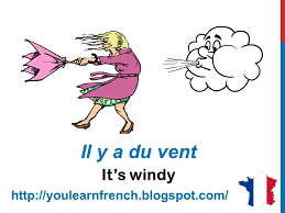 French Lesson 35 Describe The Weather In French Expressions Le