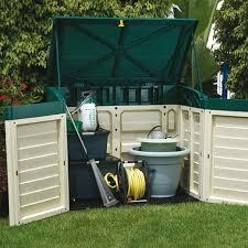 plastic outdoor storage cabinet. Plastic Garden Storage Cabinet Outdoor A