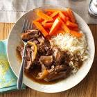 another beef slow cooker pot roast    hubby   kids favorite