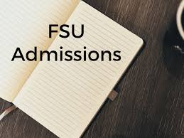 fsu admissions college shortcuts from seafood to food trucks and otter lake to big bend tallahassee has a lot going on situated half an hour from the gulf of the fsu admissions