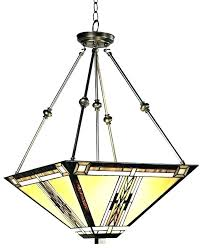 mission style ceiling lights chandeliers pendant chandelier lighting medium fans with missio