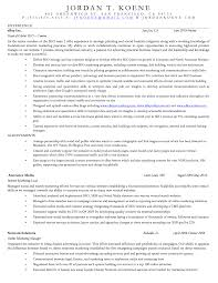 Web Marketing Resume Free Resume Example And Writing Download
