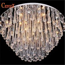 art deco modern er crystal chandelier lights faixture for foyer bedroom hotel project flush mounted restanrant led g4 lamp hanging lamps that plug in