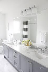 Grey Bathroom Vanity Design Ideas Idea For My Master Bath Yes Please I Love The Gray