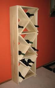 Ikea Wine Rack By CaptainSkully LumberJocks Com Woodworking Regarding Racks  Prepare 5