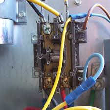 payne pa10ja030 a a c condensor unit heating ventilation and here s the pic of the contactor