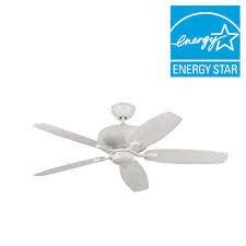 clarity max ceiling fan. centro max 52 in. rubberized white ceiling fan clarity