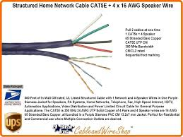home speaker wiring wiring diagram site structured home network cable cat5e 4 x 16 awg speaker wire 3 home speaker system wiring home speaker wiring