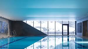 bølgen bath and leisure centre by white
