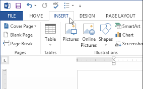 Insert Org Chart In Word Word 2013 Embedding An Excel Chart