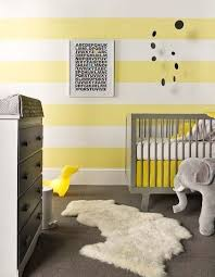 baby nursery yellow grey gender neutral. Yellow + Grey 12 Gender-Neutral Baby Nursery Ideas Gender Neutral A