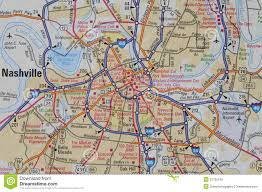 map nashville tennessee stock photos  royalty free images