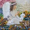 Ангелочки с молитвами