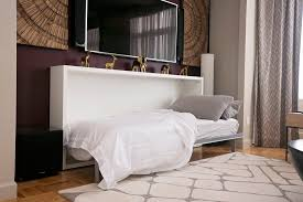 murphy bed new york. Fine York Kali Wall Bed In The Living Room Provides Extra Sleeping Space For Guests Intended Murphy Bed New York Y