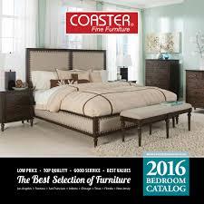 2016 Coaster Bedroom Catalog by Coaster pany of America issuu