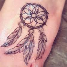 Simple Dream Catcher Tattoos Fascinating 32 Dreamcatcher Tattoos For Women Amazing Tattoo Ideas