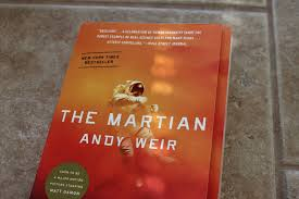 The Martian by Andy Weir | Book Review