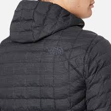 the north face men s thermoball® hoody tnf black fusebox grey mens the north face men s thermoball® hoody tnf black fusebox grey image 5