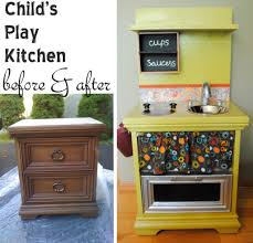 Homemade Play Kitchen Diy Childs Play Kitchen Jenna Burger