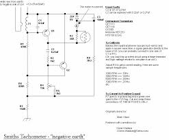 smiths tachometer servicing how to library the austin healey mgb tachometer wiring diagram schematic