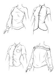 Shirt Folds Reference 2 Drawing Fabric Shirt For Free Download On Ayoqq Org