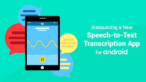 Announcing Temis Speech To Text Transcription App For Android