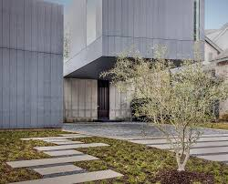 Robertson Photography And Design Aeccafe 2 Courtyard House In Houston Texas By Robertson Design