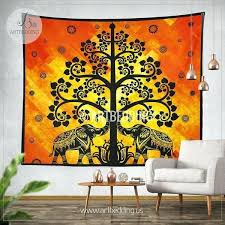 hippie wall tapestry elephant tapestry tree life wall tapestry hippie tapestry w hippie chic wall tapestry hippie wall tapestry