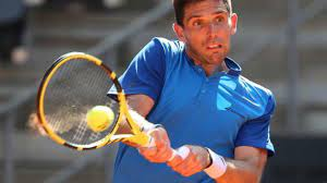 Federico Delbonis could not with Carreño Busta and was left without a final  in the ATP 500 in Hamburg - Opera News