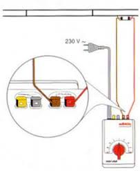 wiring basics track power feed wiring