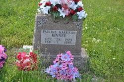 Pauline Wilma Harrison Kinney (1923-1985) - Find A Grave Memorial