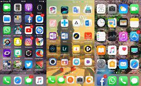 Launcher For Iphone 7 Plus And Iphone 8 für Android - APK herunterladen