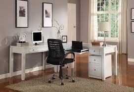 white wood office furniture. White Office Furniture Set Wood I