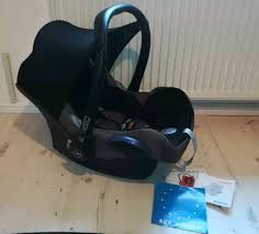 maxi cosi cabriofix baby car seat newborn inserts manual