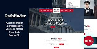 Pathfinder Political Html5 Templates 17 Usd Thesoftking