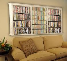 dvd storage ideas shelves