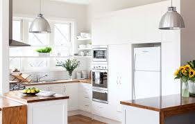 a compact practical and stylish kitchen home beautiful australia