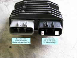 charging system diagnostics rectifier regulator upgrade charging system diagnostics rectifier regulator upgrade triumph forum triumph rat motorcycle forums