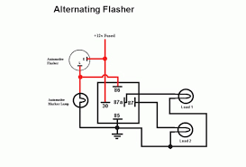 flasher unit wiring diagram 2 pin wiring diagrams wiring diagram for 2 pin flasher relay diagrams and