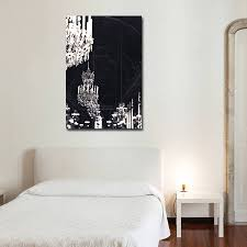 awesome chandelier print canvas wall art by ruby and in blue of paris trend themed styles