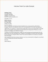 Beautiful Idea Resume Thank You Letter 8 Best Interview Thank You
