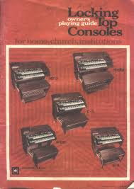 Top Locking Hammond Locking Top Consoles Owners Manual