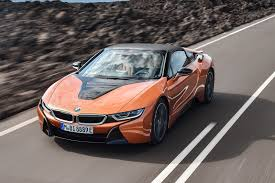bmw i8 spyder engine. Delighful Engine The New BMW I8 Roadster Unveiled At The 2017 Los Angeles Auto Show With Bmw I8 Spyder Engine E