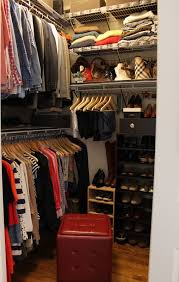 how to make small walk in closet ideas vs