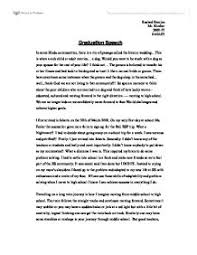 graduation speech gcse english marked by teachers com page 1 zoom in
