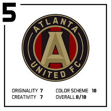 The Logo BreakDown - MLS top 5 — Design By Alva