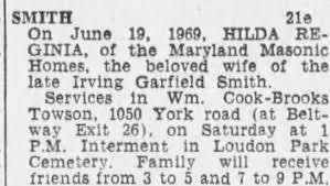 Obituary for HILDA SMITH - Newspapers.com
