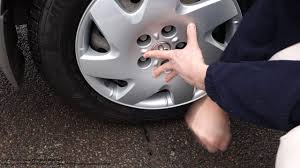 How to replace new wheel cover Toyota Camry. Years 2002 to 2010 ...