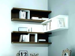 bedroom shelving ideas on the wall decorative modern wall shelves floating