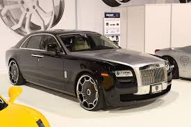 Rolls Royce Ghost on Giovanna Wheels #1 - 2 | MadWhips